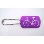 Cycling Bag Tags