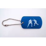Fencing Bag Tags