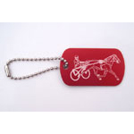 Horseback Riding Bag Tags