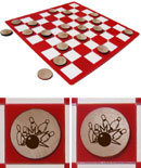 Bowling Checkers Sets