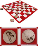 Diving Checkers Sets