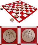 Fencing Checkers Sets