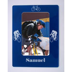 Cycling Magnetic Photo Frames