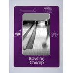 Bowling Magnetic Photo Frames