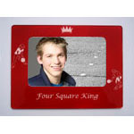 Four Square Magnetic Photo Frames