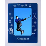 Ice Hockey Magnetic Photo Frames