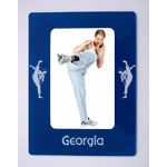 Martial Arts/Karate Magnetic Photo Frames