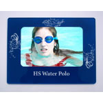 Water Polo Magnetic Photo Frames