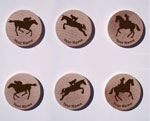 Horseback Riding Magnets