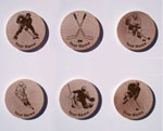 Ice Hockey Magnets