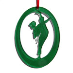 Martial Arts/Karate Ornaments