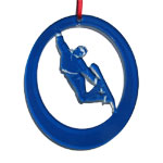 Snowboarding Ornaments